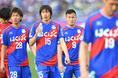 2015年3月22日J11st第3節甲府対G大阪|写真:サッカーダイジェスト