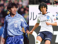 【PHOTO】中村俊輔/横浜FC(左:1997年/右:2020年)|写真:サッカーダイジェスト
