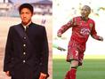 【PHOTO】小野伸二/FC琉球(左:1997年/右:2020年)|写真:サッカーダイジェスト