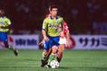 1995年/中田英寿|写真:サッカーダイジェスト