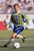 1998年/中田英寿|写真:サッカーダイジェスト