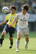 2006年(清水エスパルス)/ヤマザキナビスコカップCグループ 千葉対清水|写真:サッカーダイジェスト