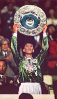 1994年/ヴェルディ川崎|写真:サッカーダイジェスト