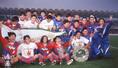 1996年/鹿島アントラーズ|写真:サッカーダイジェスト