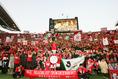 2006年、22勝6敗6分でリーグを初制覇した浦和レッズ|写真:サッカーダイジェスト