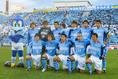 2002年11月23日磐田対東京Vのスターティングイレブン|写真:サッカーダイジェスト