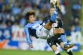 中山雅史(FW)|写真:サッカーダイジェスト