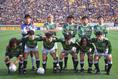 1993年/ヴェルディ川崎|写真:サッカーダイジェスト