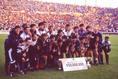 1992年/ヴェルディ川崎|写真:サッカーダイジェスト