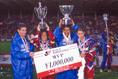 1997年/鹿島アントラーズ|写真:サッカーダイジェスト