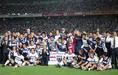 2001年/Jリーグ1stステージを制したジュビロ磐田|写真:サッカーダイジェスト