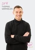 背番号4/DF トーマス・フェルマーレン [1985年11月14日生まれ 身長・体重:183㌢・80㌔ 国籍:ベルギー](C)VISSEL KOBE