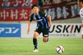 2015年J1 1st第10節ガンバ大阪対鹿島アントラーズ/Jリーグデビュー|写真:サッカーダイジェスト