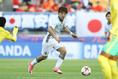 FIFA U-20ワールドカップ韓国2017GS U-20南アフリカ代表対U-20日本代表|写真:サッカーダイジェスト