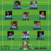 楢﨑正剛が選ぶJ歴代最強チーム