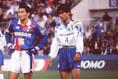 1995年/ガンバ大阪|写真:サッカーダイジェスト