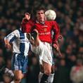 デイビッド・ベッカム(MF /元イングランド代表/在籍期間92~03年/10番を背負ったシーズン:96-97/10番時代の公式戦成績:49試合・12得点・10アシスト)|写真:Getty Images