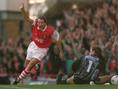 ポール・マーソン(MF /元イングランド代表/在籍期間85~97年/10番を背負ったシーズン:93-94~94-95/10番時代の公式戦成績:77試合・16得点・5アシスト|写真:Getty Images