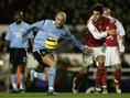 アントワーヌ・シビエルスキ(MF /フランス国籍/在籍期間03~06年/10番を背負ったシーズン:03-04~05-06/10番時代の公式戦成績:105試合・15得点・1アシスト)|写真:Getty Images
