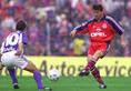 ローター・マテウス(DF/元ドイツ代表/在籍期間84~88年、92~00年/10番を背負ったシーズン:95-96~99-00/10番時代の公式戦成績:175試合・8得点・18アシスト)|写真:Getty Images