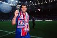 ライー(MF /元ブラジル代表/在籍期間93~98年/10番を背負ったシーズン:96-97~97-98/10番時代の公式戦成績:92試合・28得点・2アシスト)|写真:Getty Images