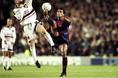 ジオバンニ(FW /元ブラジル代表/在籍期間96~99年/10番を背負ったシーズン:96-97~98-99/10番時代の公式戦成績:107試合・35得点・9アシスト)|写真:Getty Images