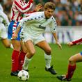 ミカエル・ラウドルップ(MF/元デンマーク代表/在籍期間94~96年/10番を背負ったシーズン:94-95~95-96/10番時代の公式戦成績:36試合・8得点・0アシスト)|写真:Getty Images