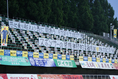 【PHOTO】選手からサポーターへ向けメッセージが送られた|写真:山崎賢人(サッカーダイジェスト写真部)