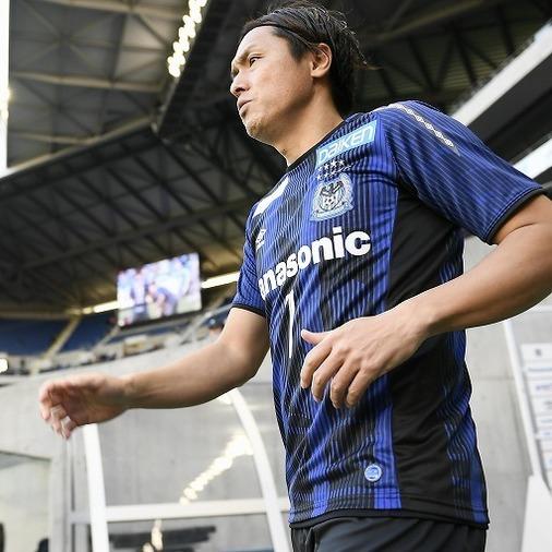 ガンバ遠藤保仁が通算632試合目の出場でJ1歴代最多を更新