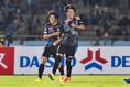 【J1第9節PHOTO】川崎2-0大分|三笘 薫が先制ゴール!|写真:サッカーダイジェスト