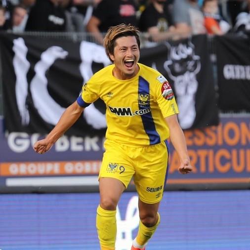 開幕節、開始2分で鈴木が今季初&先制ゴール!