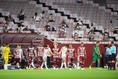 【J1第24節PHOTO】神戸2-2川崎|選手入場|写真:金子拓弥(サッカーダイジェスト写真部)