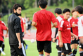 【U-19日本代表合宿PHOTO】写真:徳原隆元