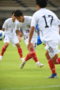 【SBSカップ3位決定戦PHOTO】U-16日本代表 1-2 静岡ユース|写真:徳原隆元