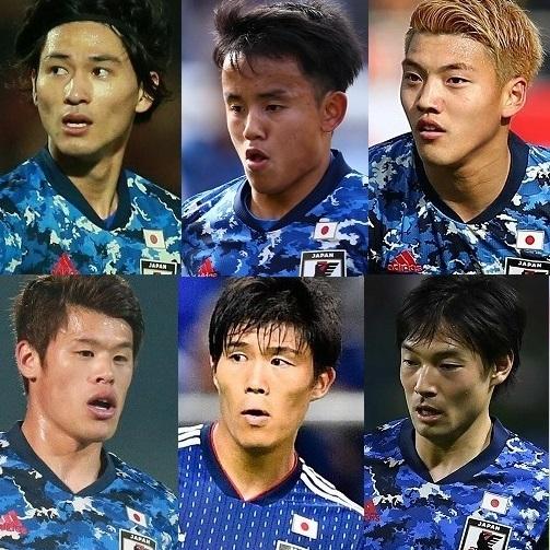 いま日本代表で不可欠な人材、試したい人材は?