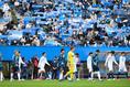 【J1第23節PHOTO】横浜FC1-0FC東京|選手入場|写真:金子拓弥(サッカーダイジェスト写真部)