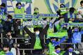 【J1第13節PHOTO】湘南0-0鳥栖|湘南のサポーター|写真:金子拓弥(サッカーダイジェスト写真部)