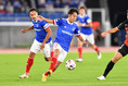 【J1第33節PHOTO】横浜2-1名古屋|渡辺皓太|写真:サッカーダイジェスト