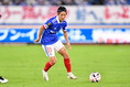 【J1第33節PHOTO】横浜2-1名古屋|天野純|写真:サッカーダイジェスト