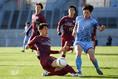 【高校サッカー選手権1回戦PHOTO】松本国際0-6京都橘|写真:浦 正弘