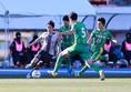 【高校サッカー選手権1回戦PHOTO】東海学園0-2明徳義塾|石倉康成|写真:榎本誉士