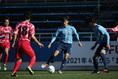 【高校サッカー選手権1回戦PHOTO】日大山形1(3PK5)1近江|冨板優馬(7番)|写真:滝川敏之