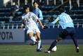 【高校サッカー選手権2回戦PHOTO】近江0-1神村学園|佐藤璃樹|写真:滝川敏之