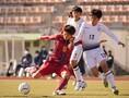 【高校サッカー選手権2回戦PHOTO】関東第一1(6PK7)1神戸弘陵|辻のシュート!写真:田中研治