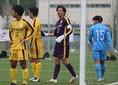 GK 清水羅偉(日本文理大3年/大分トリニータU-18) 写真:森田将義