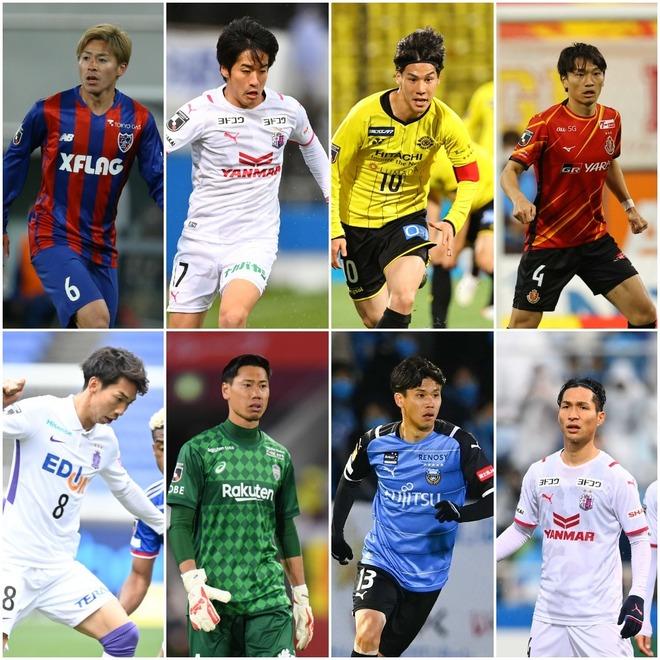 """日本代表""""初選出""""8人の現在地。今回の3月シリーズで活躍が期待でき ..."""