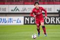 【PHOTO】永戸勝也/鹿島アントラーズ|写真:サッカーダイジェスト