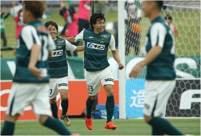 自分がやるか、やらないか」相模原の攻撃の軸・平松宗は、3連勝中の栃木相手に自らの存在価値を示せるか | サッカーダイジェストWeb