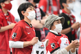 【PHOTO】浦和レッズサポーター 写真:徳原隆元