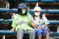 【J1第19節PHOTO】湘南0-0G大阪 湘南サポーター。写真:滝川敏之
